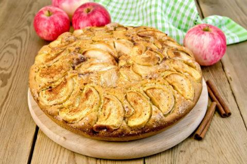Лучшие рецепты шарлотки с яблоками