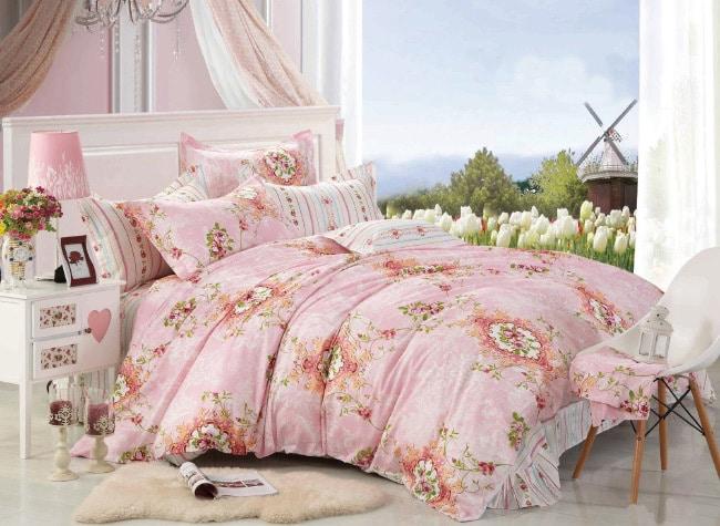 Комплект оригинального постельного белья