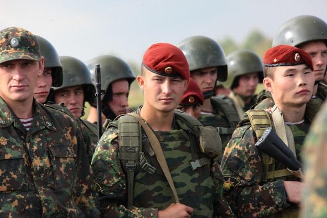 Спецназ Войск национальной гвардии