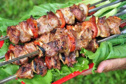Лучшие рецепты шашлыка из свинины