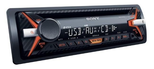 Sony CDX G1100UE магнитола