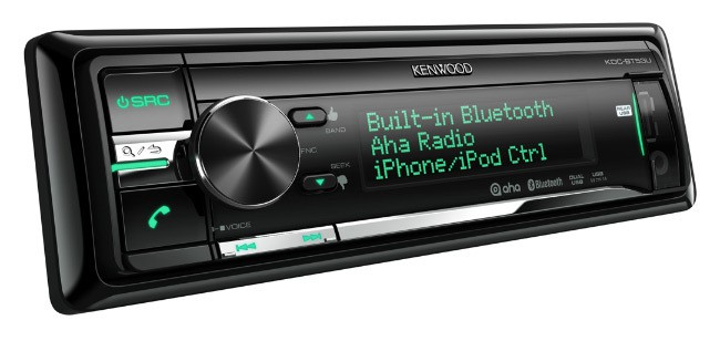 Kenwood KDC-BT53U магнитола