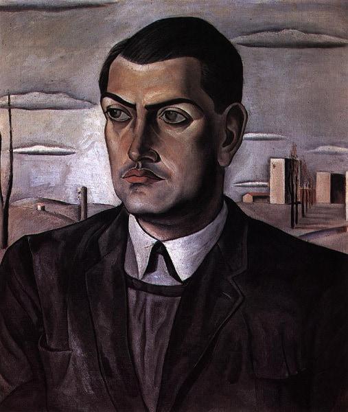Портрет Луиса Буньюэля сальвадор дали