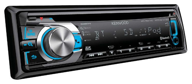 Kenwood KDC-BT47SD магнитола