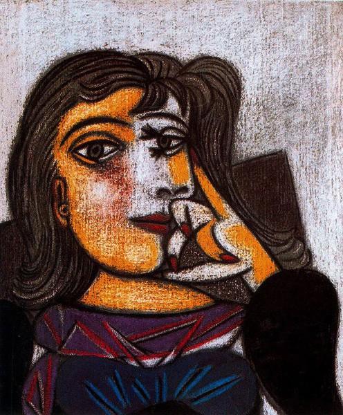 Портрет Доры Маар