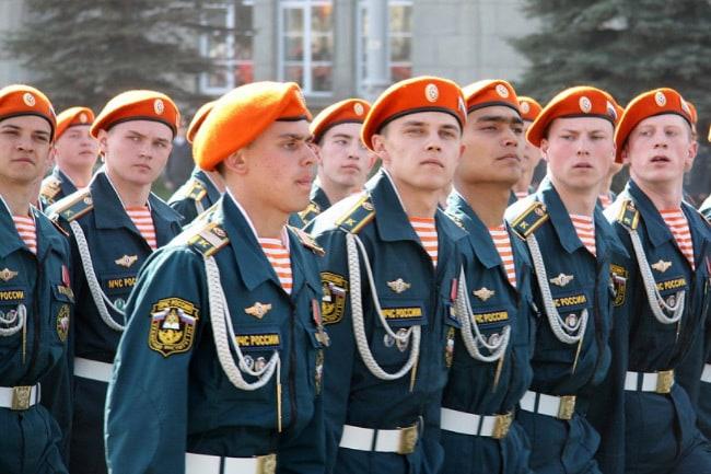 Спецназ МЧС России