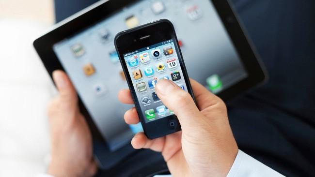 Телефон или планшет