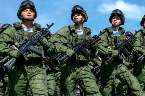 Список элитных войск России