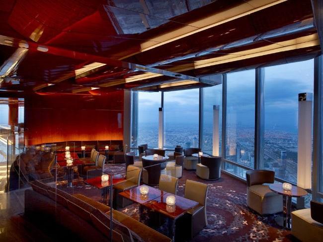 Atmosphere ресторан