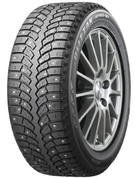 Bridgestone Blizzak Spike-01 шины