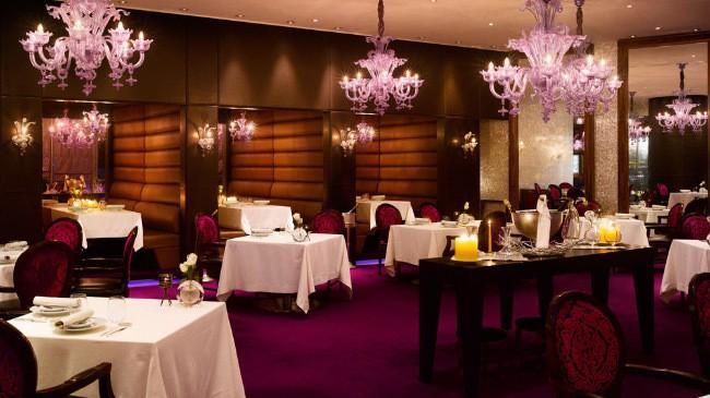 Reflets par Pierre Gagnaire ресторан