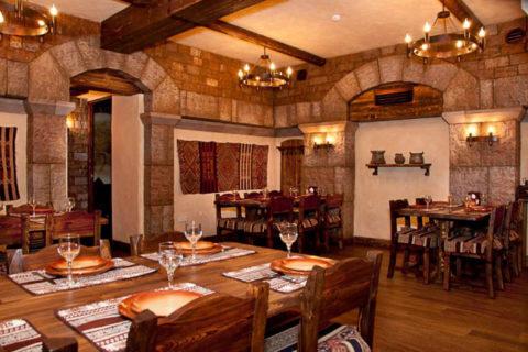 Лучшие рестораны Еревана