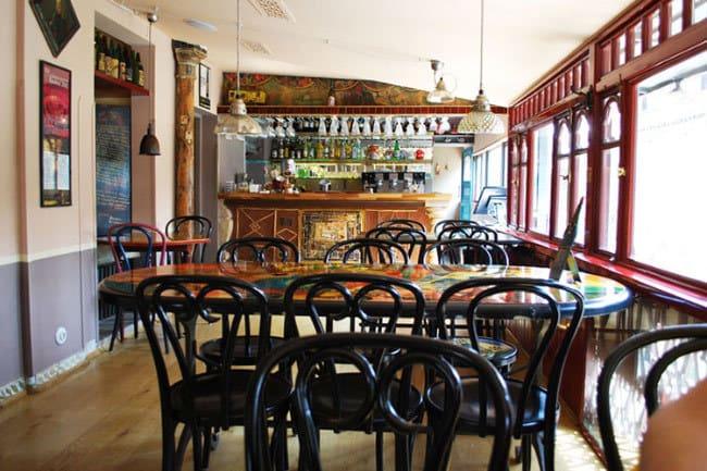 CAFE GABRIADZE ресторан