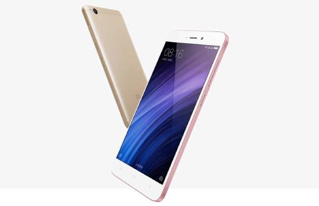 Xiaomi Redmi 4 телефон