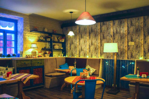 Лучшие рестораны Тбилиси