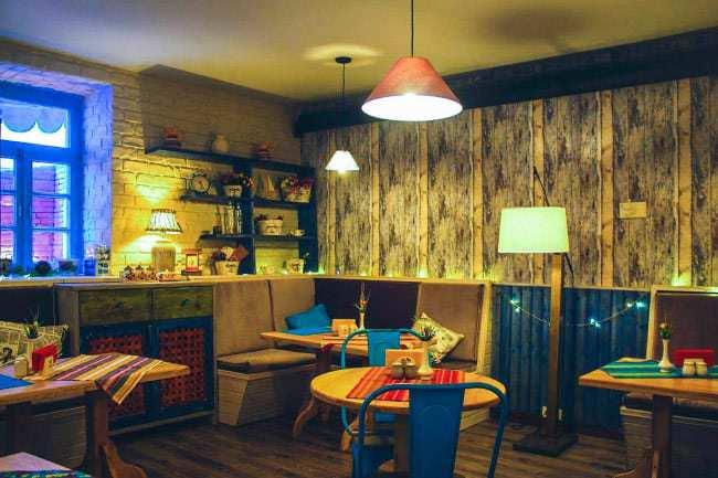 CAFE LITTERA