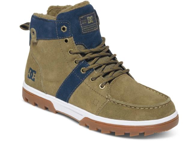 DC Woodland Military ботинки