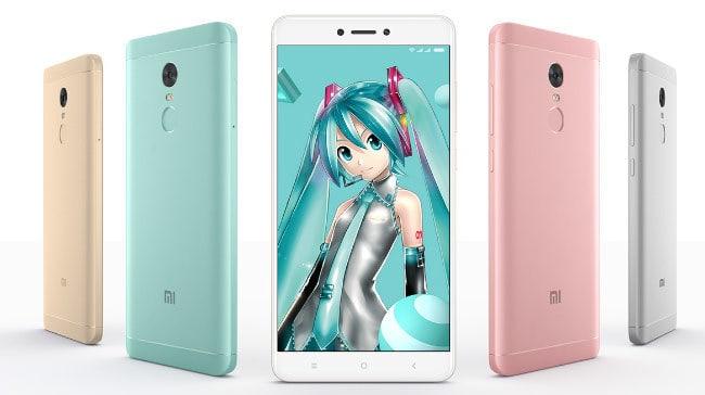 Redmi Note 4X телефон