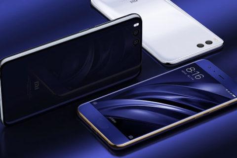 Лучшие телефоны Xiaomi 2017 года
