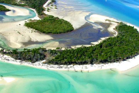 Остров Фрейзер пляж