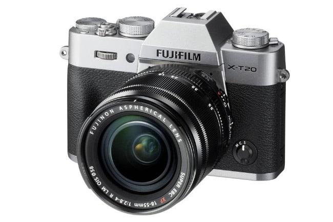 Fujifilm X-T20 фотоаппарат