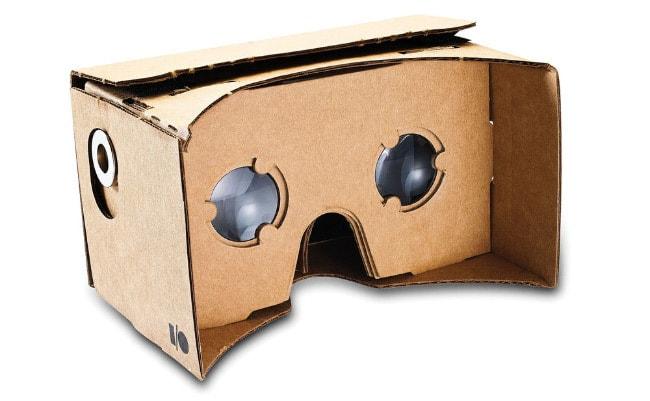 Google Cardboard очки