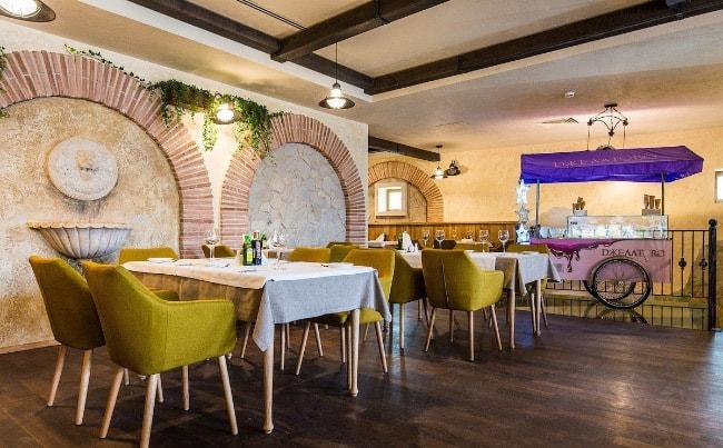 La Scala Trattoria Ignazio ресторан
