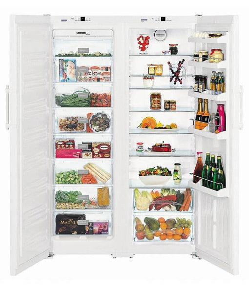 Liebherr SBS 7212 холодильник