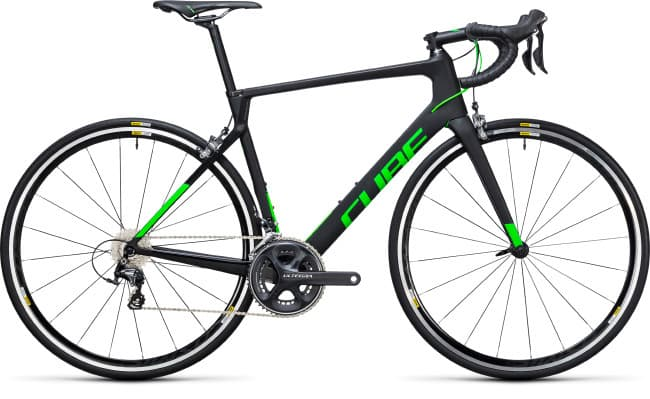 Cube Bikes велосипед