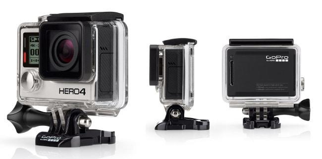 GoPro HERO4 Black камера
