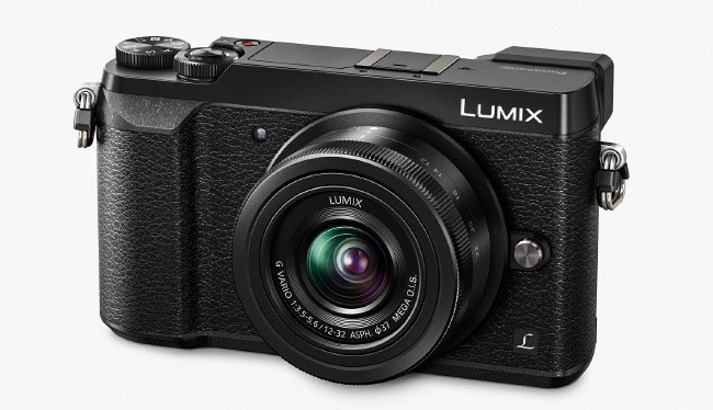 Panasonic Lumix GX85 фотоаппарат