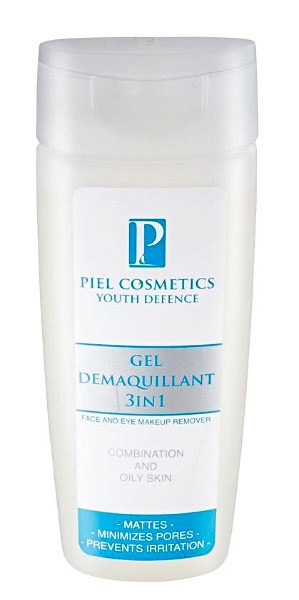 Piel Gel Demaquillant 3-in-1