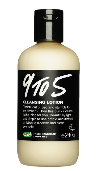 Lush Cleansing Lotion 9 to 5