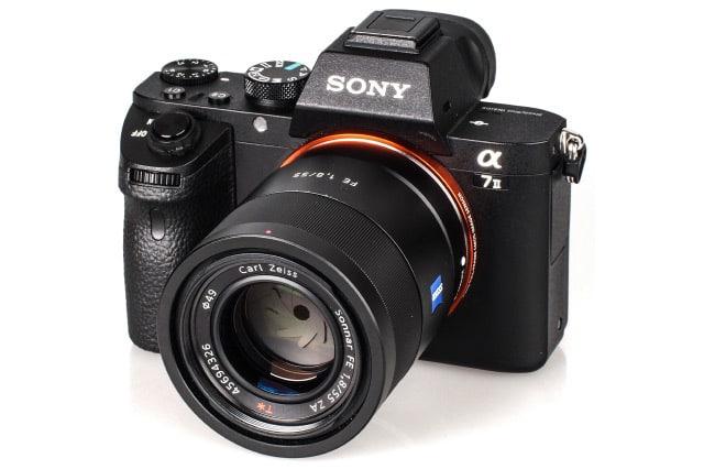 Sony Alpha a7II фотоаппарат