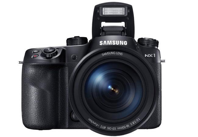 Samsung NX1 фотоаппарат