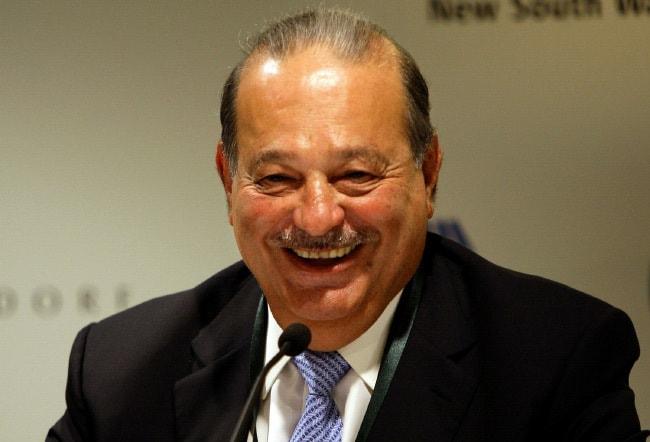 Карлос Слим Элу