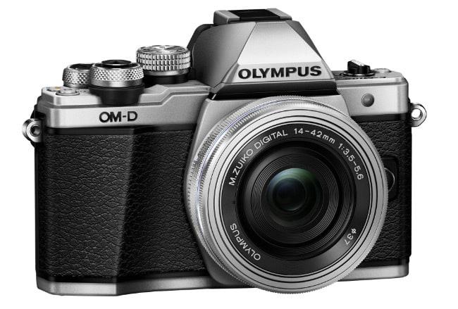 Olympus OM-D E-M10 Mark II фотоаппарат