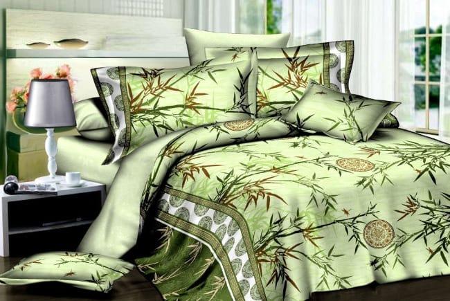 Бамбук постель