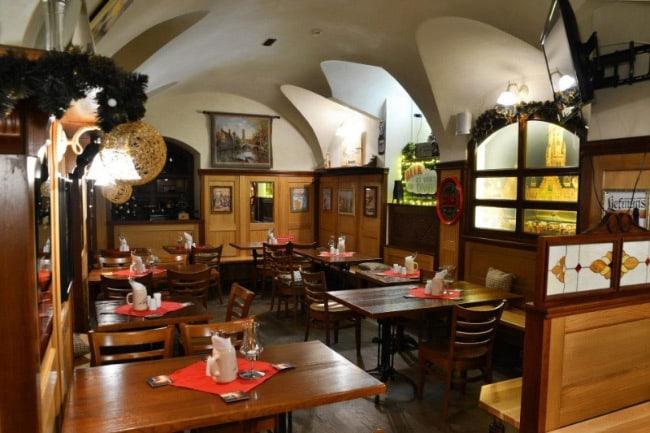 Гамбринус ресторан