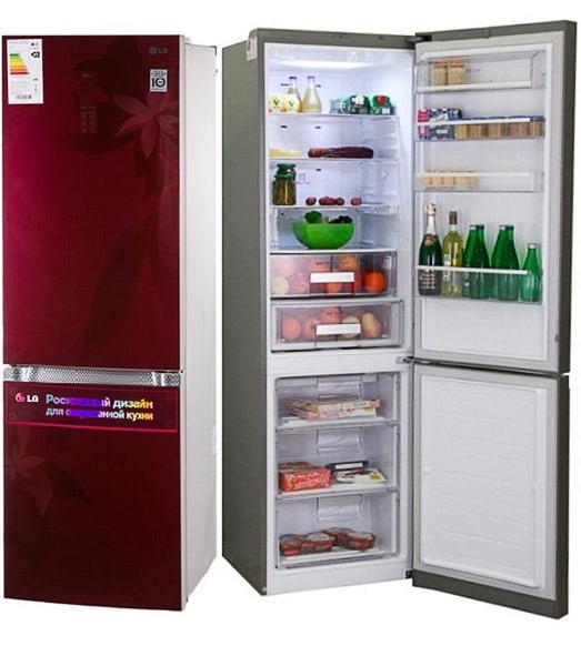 LG GA-B489 TGRF холодильник
