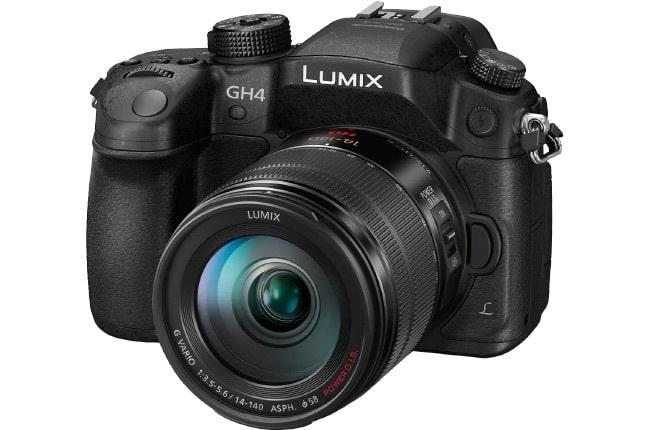 Panasonic Lumix DMC-GH4 фотоапппарат