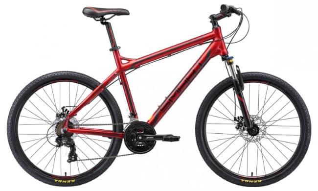 SMART велосипед