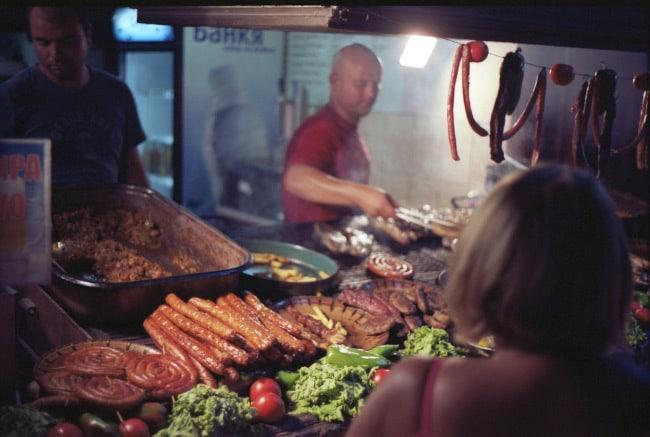Serbian Grill ресторан