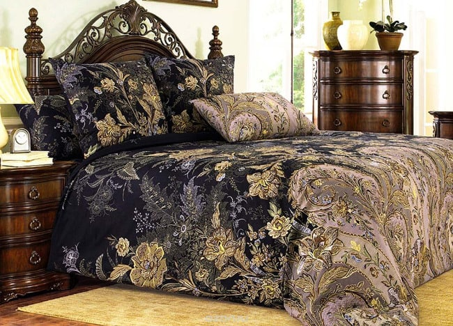 Перкаль постель