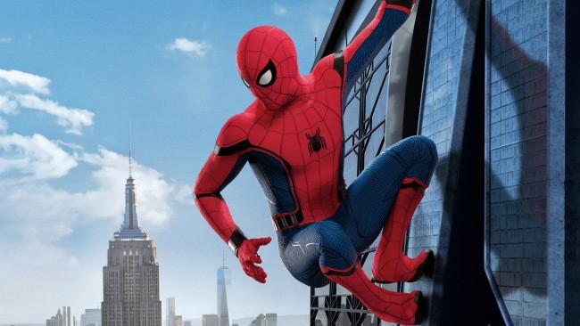 Человек-паук: Возвращение домой фильм