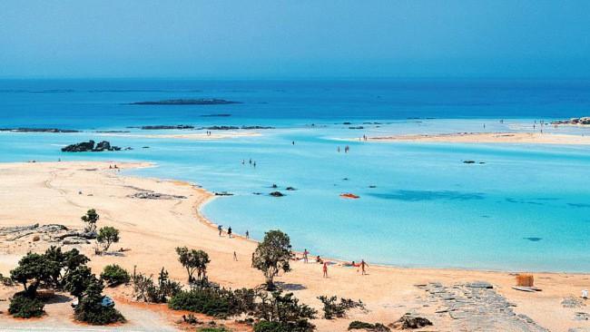 Elafonissi Beach пляж
