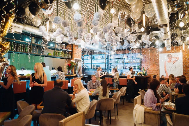 Envy Food & Wine ресторан