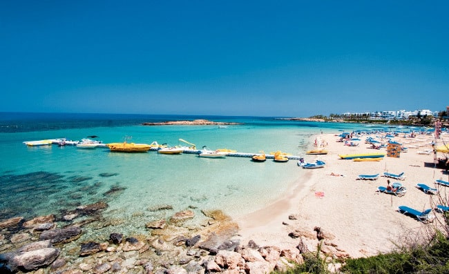 Fig Tree Bay пляж