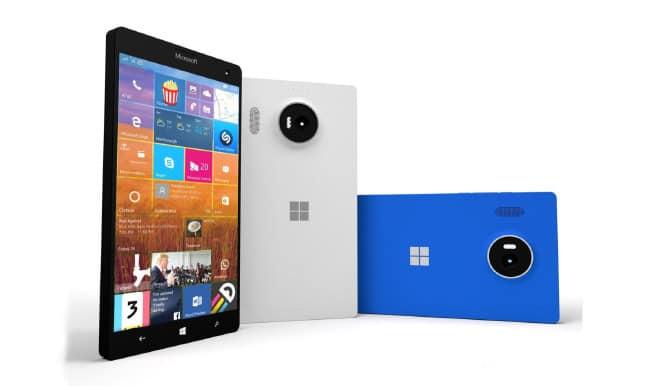 Microsoft Lumia 950XL смарфтон