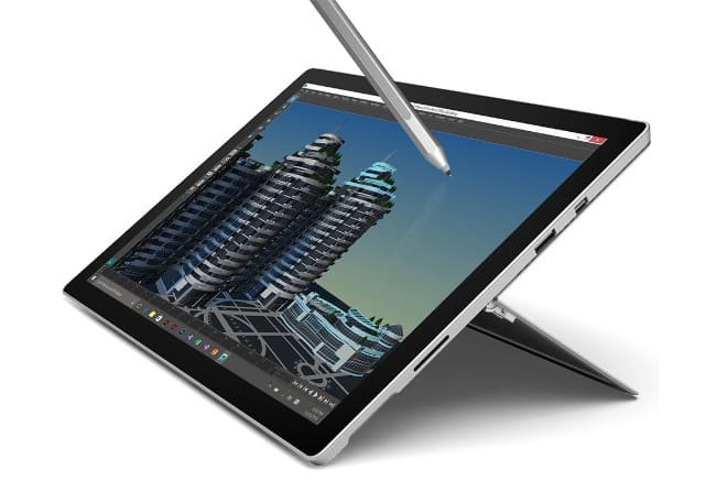 Microsoft Surface Pro 4 Core i5 4GB планшет